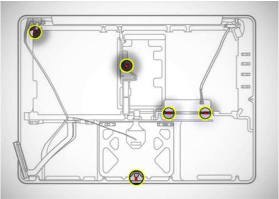 INDICADORES DE LÍQUIDO La cobertura de garantía de un MacBook en el servicio técnico