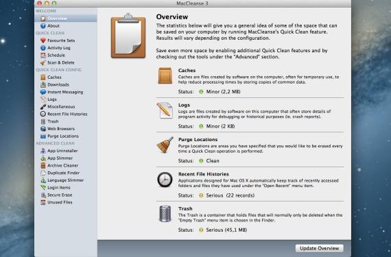 Captura.de .pantalla.2013.04.21.a.la .s.11.12.46 MacCleanse 3, algo más que un programa de limpieza al uso